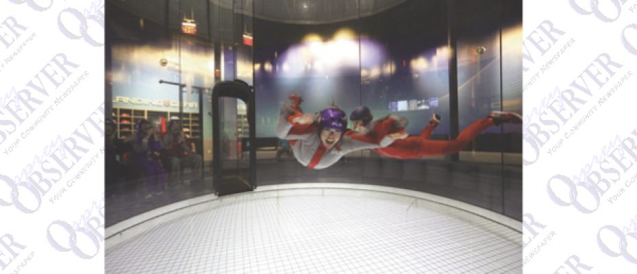 Take Flight At iFLY Indoor Skydiving Where The Sky's The Limit