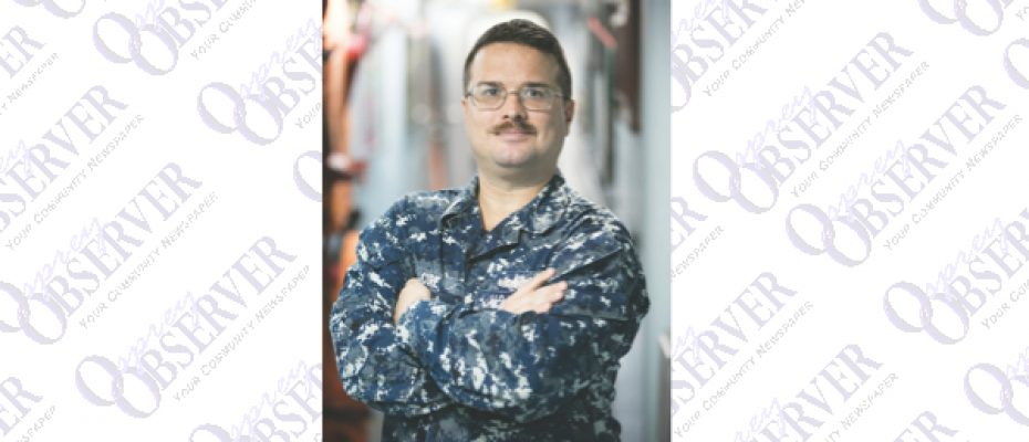 Brandon Native Serves Aboard Submarine Tender In Guam