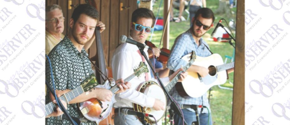 Local Musicians Bring Bluegrass Music To New Hope United Methodist Church