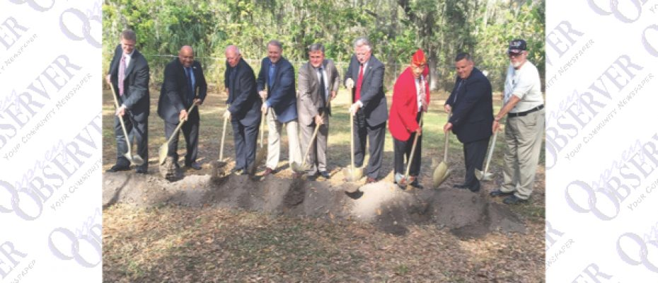 Hillsborough County Breaks Ground On $1.8M Veterans Resource Center