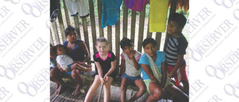Missionary Family Spreads The Gospel To Isolated Tribes Of The Amazon
