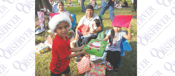 Cookson Hills Toy Run Celebrates 23 Years Of Helping Those In Need In The Community