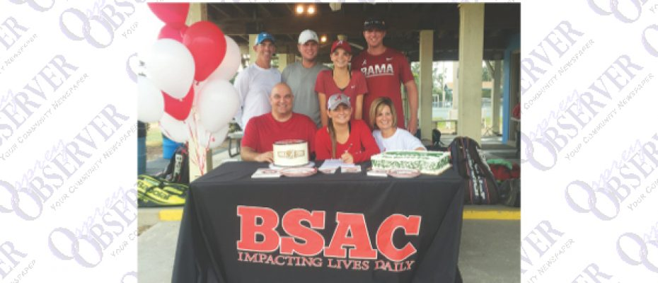 BSAC Tennis Star Credits Success To Coaches, Family And Community Support