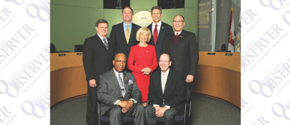 Valrico Commissioner White Takes Helm As Chairman Of County BOCC