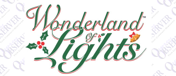 Lights Will Shine Bright Around Town During 2016 Holiday Season