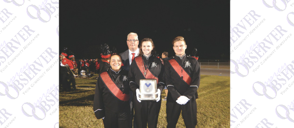 Bloomingdale Rajun' Bull Marching Band Receives Superior 30th Straight Year