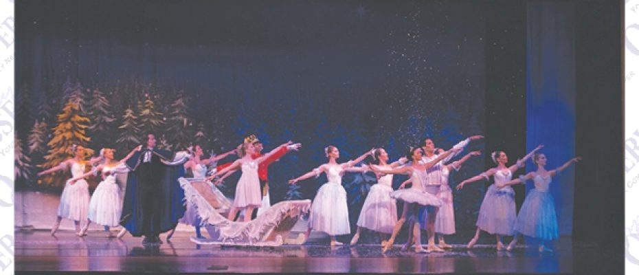 Brandon Ballet Presents The Nutcracker At Riverview High School Auditorium