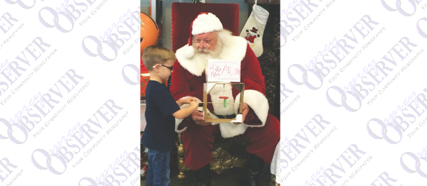 Build A Toy WithSantaAtMOSI
