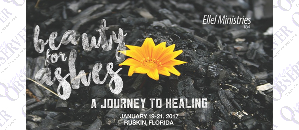 Ellel Ministries Hosts Beauty For Ashes Conference, A Journey To Healing