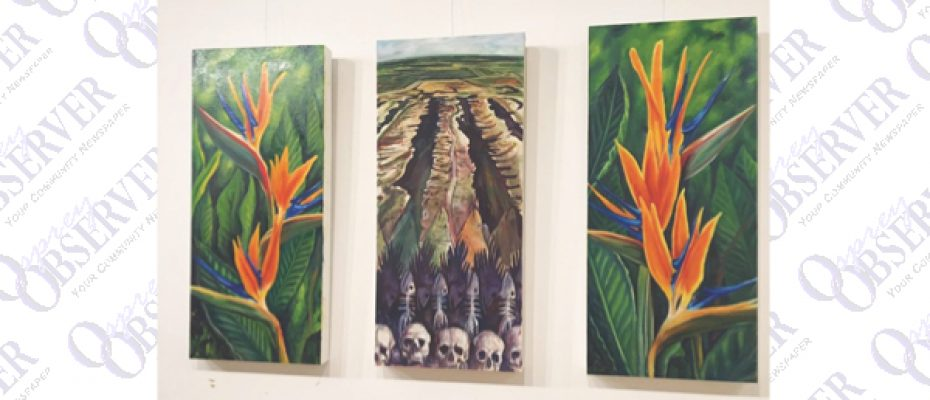 The Art Factory At Winthrop Arts Holds Instructors' Show