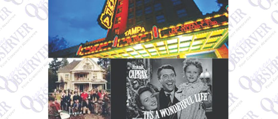 The Tampa Theatre Celebrates The Holidays With Classic Movies And New Year's Eve Bash