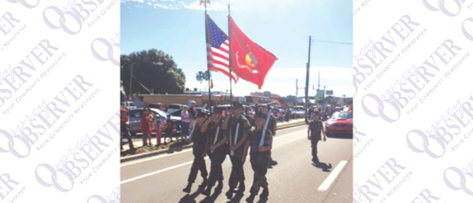 Tampa Bay Welcome's Newest Chapter Of Young Marines To The Area