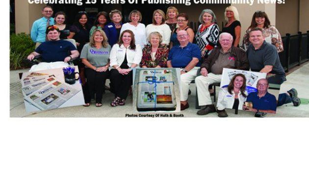 Osprey Observer Celebrates 15 Years