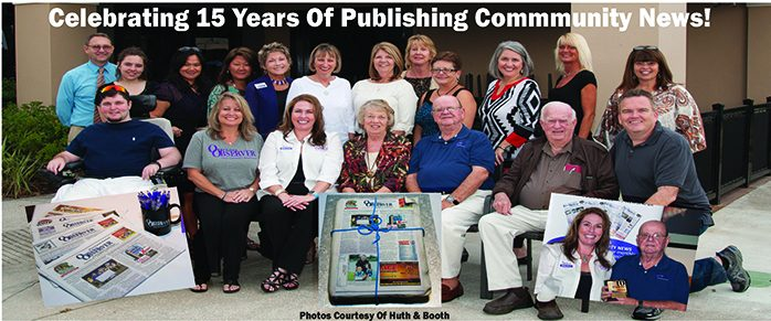 Osprey Observer Celebrates 15 Years