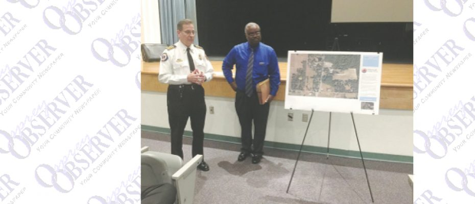 County Fire Rescue To Purchase Five Acre Parcel As Future Keysville Station Site