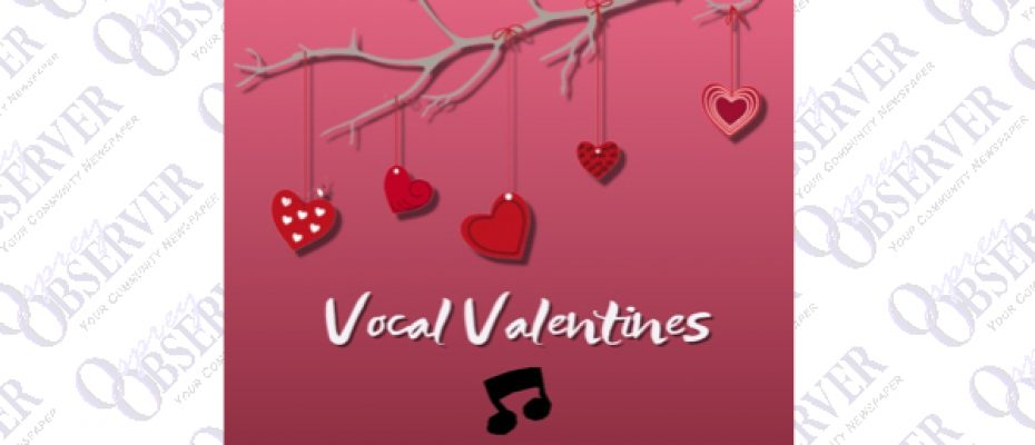 Riverview High School Chorus Delivers a Song for Valentines Day