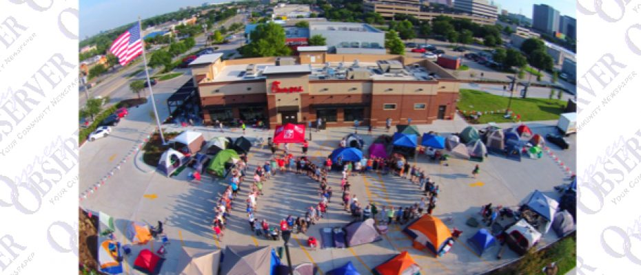 Valrico's First Chick-fil-A Opening to Include Campers Putting together 10,000+ Meals to Feed the Needy
