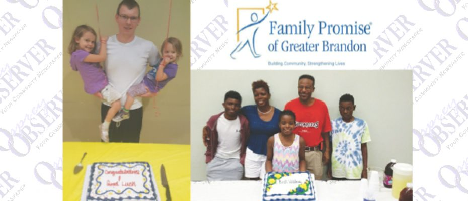 Family Promise Graduations Help Keep Homeless Families Together