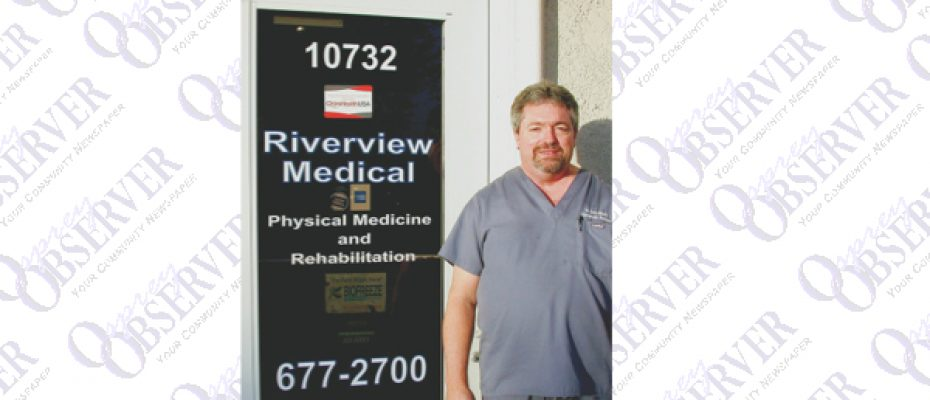 Riverview Medical Offers Regenerative Stem Cell Treatment For Pain Relief