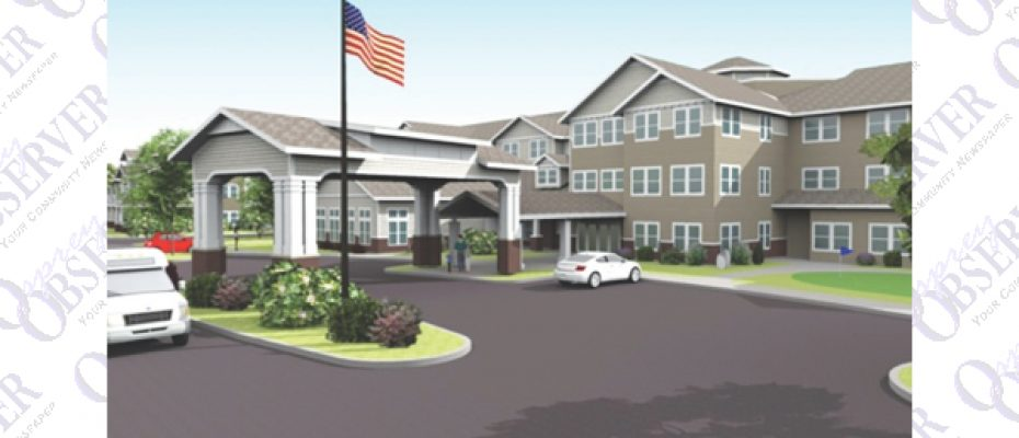 Developer Plans For Assisted Living And Retirement Residency On Lithia Pinecrest Rd. In Valrico
