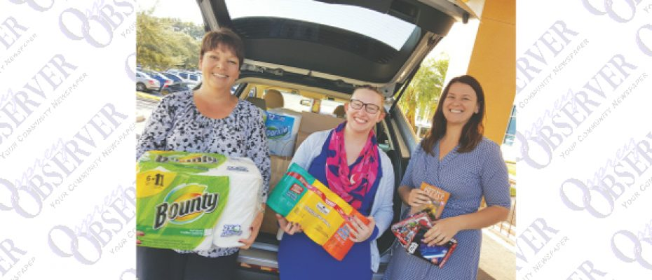 Library Programs, Foster Children Receive Items & More