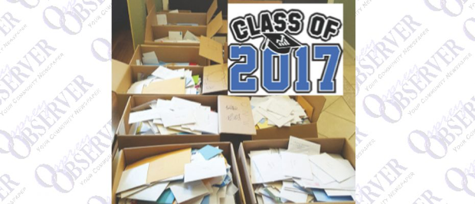 Newsome High School's Blue Letter Envelope Program Gears Up For Graduates