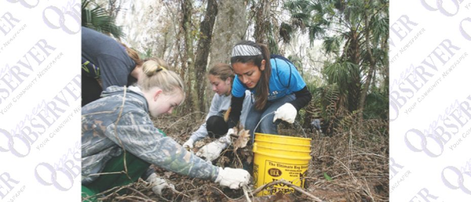 Randall Students Promote Good Deeds During MLK Day Of Service