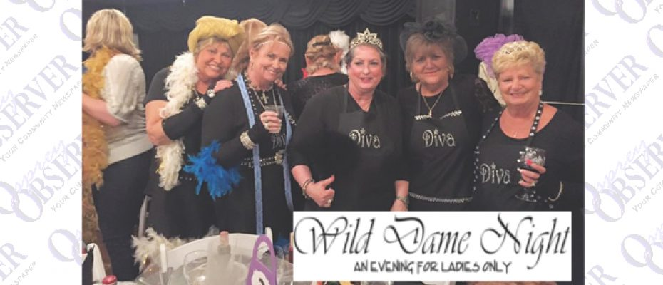 Get Tickets Early As Center Place Presents Its 27th Annual Wild Dame Night
