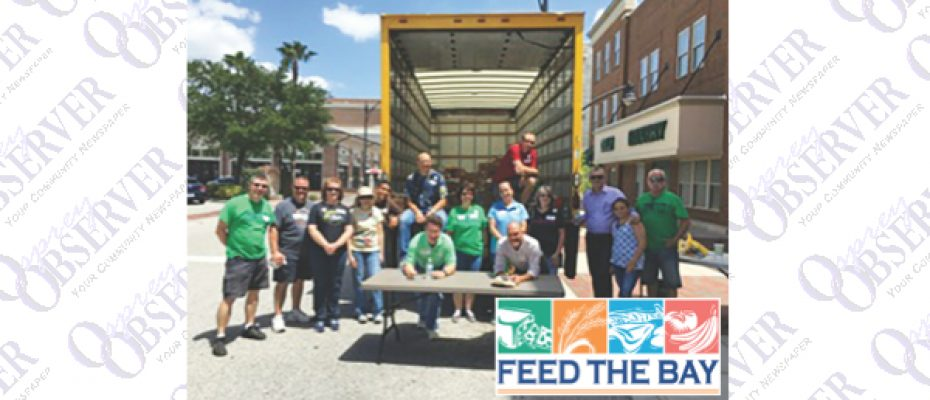 Feed The Bay Outreach On March 26 Helps Fill Local Food Pantries