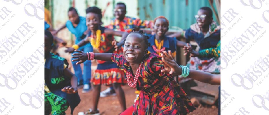 Watoto Children's Choir Sing A Story Of Hope In The Tampa Bay Area