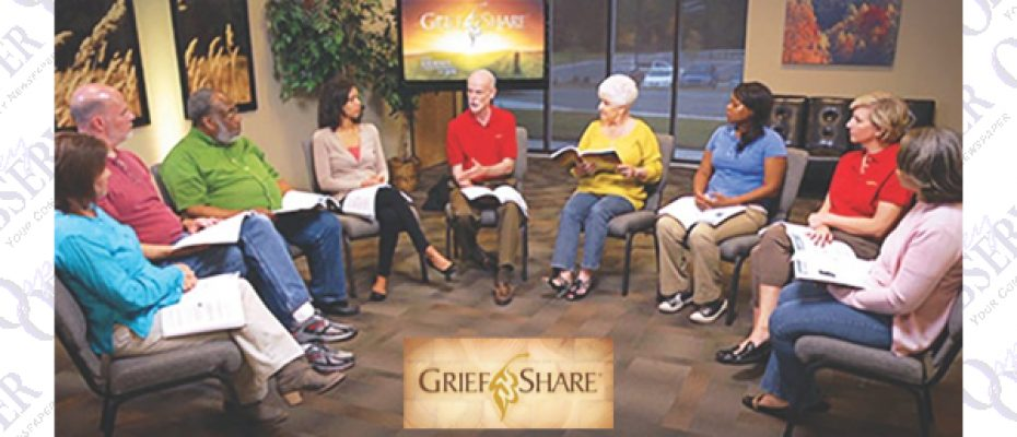 GriefShare, Grief Recovery Support Groups Offered Locally