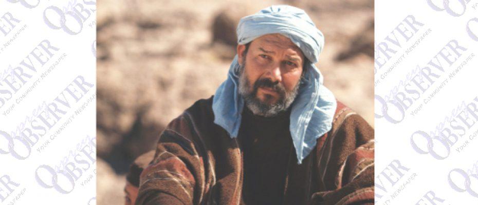Apostle Bartholomew Witnesses The Ascension of Jesus