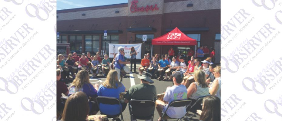 100 Camp Out To Welcome New Valrico Chick-fil-A Location