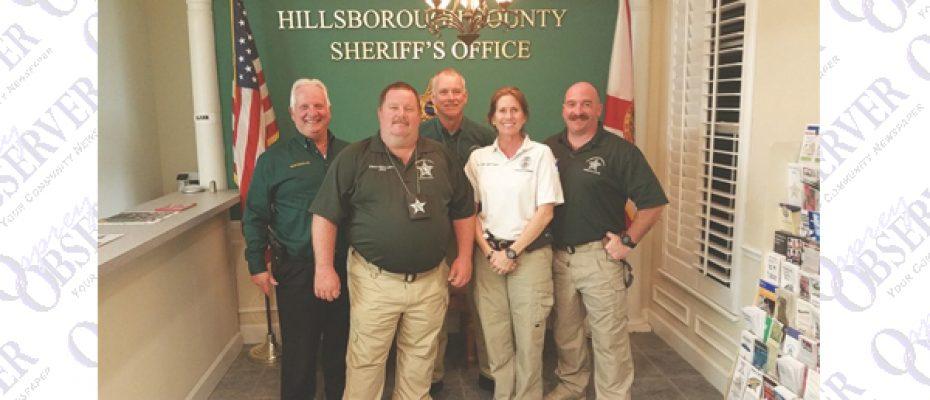 Bloomingdale Welcomes Brodie As New Full Time Community Resource Deputy