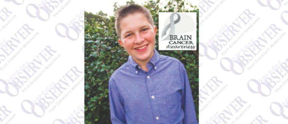Local Student's Coma Inspires Middle School Relay Fundraising Efforts