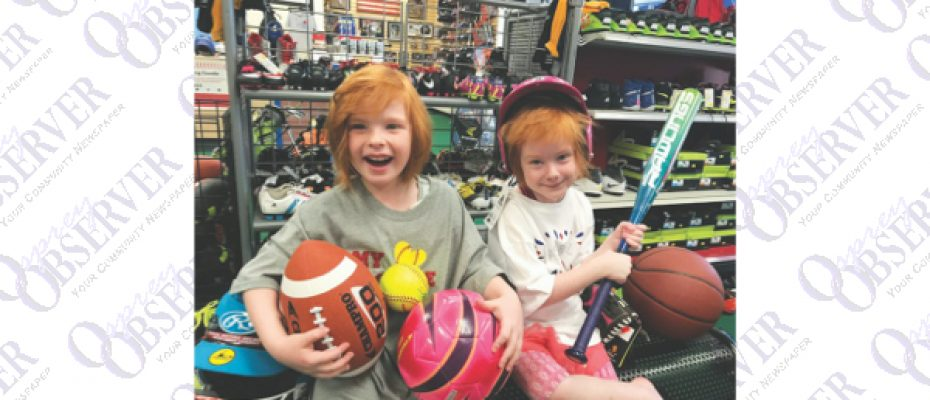 Equip Your Budding Athletes At Locally-Owned FishHawk Sporting Goods