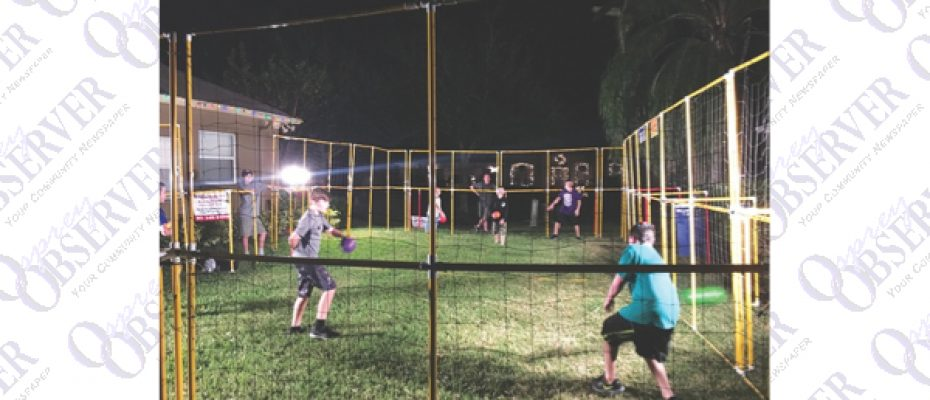 New Mobile Dodgeball Brings The Arena And The Fun To Your Party