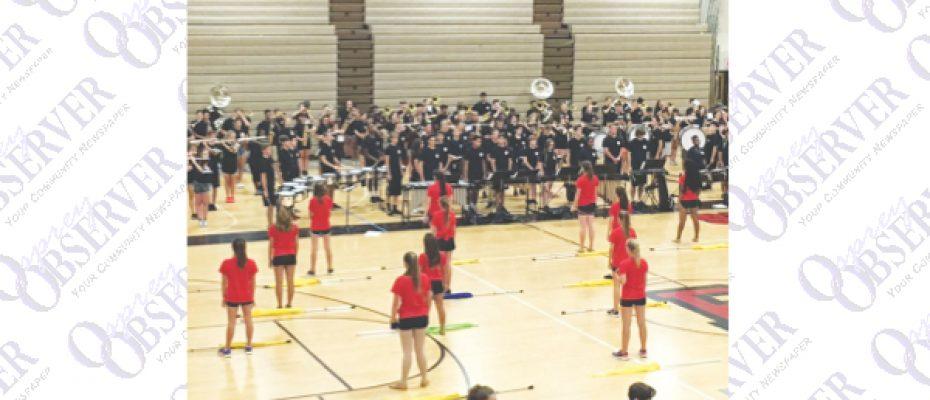 Bloomingdale Rajun' Bull Band Auction Returns