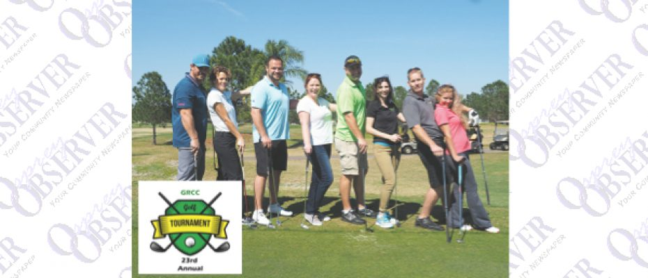 Go For The Green With The 23rd Annual Riverview Chamber Golf Tournament