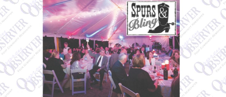 Firehouse Cultural Center Presents 2017 Spurs & Bling Gala Fundraiser