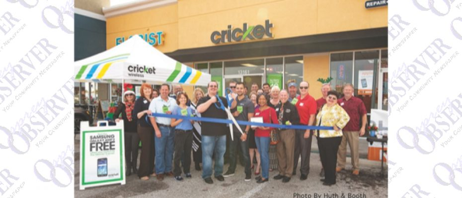 Riverview Chamber Welcomes New Businesses Cricket, PHIXSMART, Dog Gone, Southern Comfort & Exit