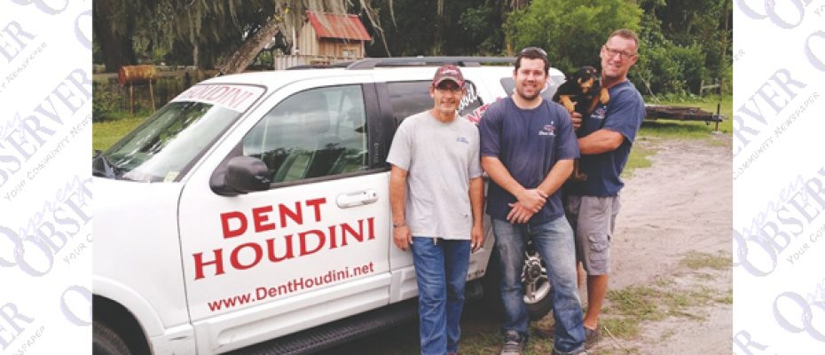 Alexander Works Magic At Second Generation Family-Owned Dent Houdini