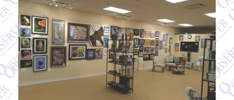 The Creative Artist Gallery Welcomes Artists And The Community