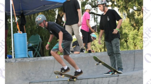 County Hosts Free Document Shredding and Skateboarding Contest during 2017 Shred Fest