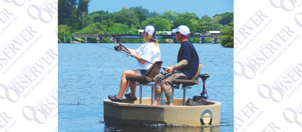 Ruskin based roundabout watercrafts sells unique personal for Personal fishing boat