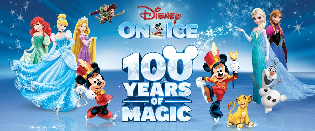 Disney On Ice Tickets The GameStub website allows you to view the entire Disney On Ice schedule at a quick glance. Not only that, you can read complete event details and purchase the best seats to Disney On Ice, complete with our % guarantee on all Disney On Ice tickets ordered. We offer the best quality seats of the lowest cost around.