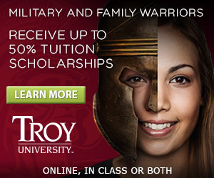 Medium Rectangle – Troy University