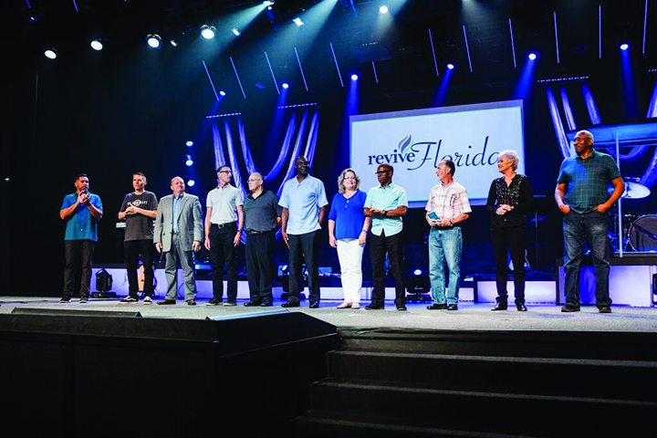 The Crossing Church Hosts Multi-Church Outreach To Revive