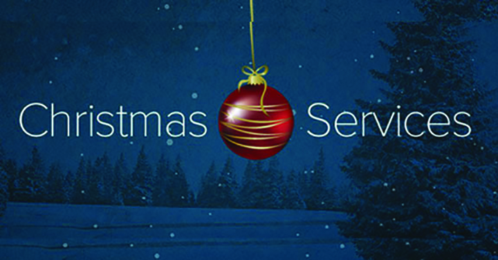 Special Christmas Services Offered By Area Churches Osprey Observer