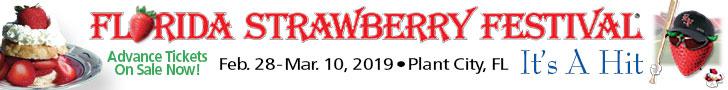 Leaderboard – Florida Strawberry Festival Feb-Mar